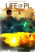 Life of Pi - Movie Poster (xs thumbnail)