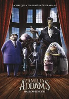 The Addams Family - Portuguese Movie Poster (xs thumbnail)