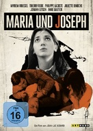 'Je vous salue, Marie' - German DVD cover (xs thumbnail)