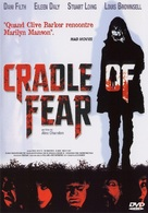 Cradle of Fear - French DVD cover (xs thumbnail)