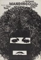 Mandingo - Polish Movie Poster (xs thumbnail)