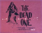 The Dead One - British Movie Poster (xs thumbnail)