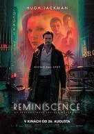 Reminiscence - Slovak Movie Poster (xs thumbnail)