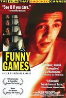 Funny Games - Movie Poster (xs thumbnail)