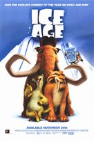 Ice Age - Video release movie poster (xs thumbnail)