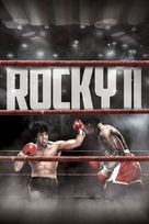 Rocky II - Movie Cover (xs thumbnail)