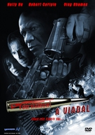 The Tournament - Hungarian DVD movie cover (xs thumbnail)