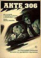 Delo N. 306 - German Movie Poster (xs thumbnail)