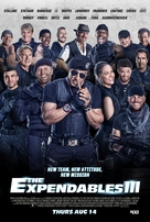 The Expendables 3 - British Movie Poster (xs thumbnail)