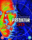 Predator - British Blu-Ray cover (xs thumbnail)