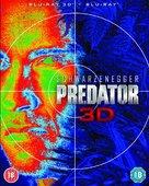 Predator - British Blu-Ray movie cover (xs thumbnail)