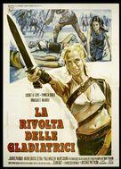 The Arena - Italian Movie Poster (xs thumbnail)