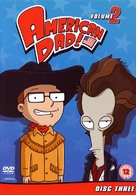 """American Dad!"" - British DVD cover (xs thumbnail)"