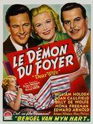 Dear Wife - Belgian Movie Poster (xs thumbnail)