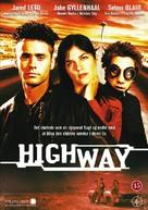 Highway - Danish DVD cover (xs thumbnail)