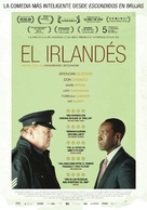 The Guard - Spanish Movie Poster (xs thumbnail)