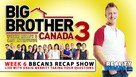 """""""Big Brother Canada"""" - Canadian Movie Poster (xs thumbnail)"""