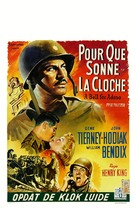 A Bell for Adano - Belgian Movie Poster (xs thumbnail)