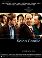 Selon Charlie - French poster (xs thumbnail)