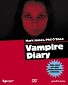Vampire Diary - German Movie Cover (xs thumbnail)