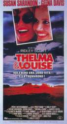 Thelma And Louise - Italian Movie Poster (xs thumbnail)