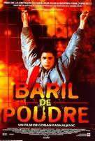 Bure baruta - French poster (xs thumbnail)