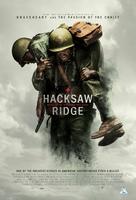 Hacksaw Ridge - South African Movie Poster (xs thumbnail)