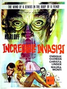 The Incredible Invasion - Movie Poster (xs thumbnail)