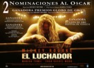 The Wrestler - Argentinian Movie Poster (xs thumbnail)