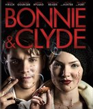 """""""Bonnie and Clyde"""" - Blu-Ray movie cover (xs thumbnail)"""