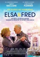 Elsa & Fred - Spanish Movie Poster (xs thumbnail)