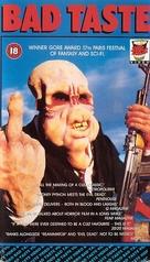 Bad Taste - British Movie Cover (xs thumbnail)