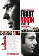 Frost/Nixon - Italian Movie Poster (xs thumbnail)