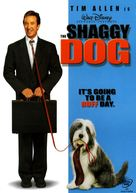 The Shaggy Dog - DVD movie cover (xs thumbnail)