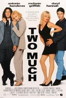 Two Much - Movie Poster (xs thumbnail)