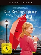 Les parapluies de Cherbourg - German Movie Cover (xs thumbnail)