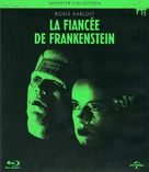 Bride of Frankenstein - French Blu-Ray cover (xs thumbnail)