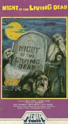 Night of the Living Dead - VHS cover (xs thumbnail)