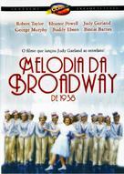 Broadway Melody of 1938 - Brazilian DVD movie cover (xs thumbnail)
