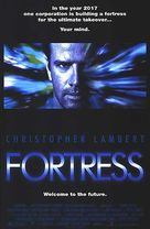 Fortress - VHS cover (xs thumbnail)