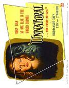 Alraune - Movie Poster (xs thumbnail)