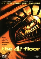 The 4th Floor - German DVD cover (xs thumbnail)