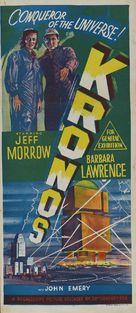 Kronos - Australian Movie Poster (xs thumbnail)