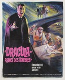 Dracula: Prince of Darkness - French Movie Poster (xs thumbnail)