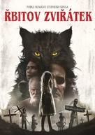 Pet Sematary - Czech DVD cover (xs thumbnail)