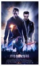 Star Trek Into Darkness - British Movie Poster (xs thumbnail)