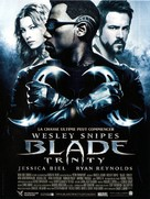 Blade: Trinity - French Movie Poster (xs thumbnail)