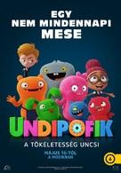UglyDolls - Hungarian Movie Poster (xs thumbnail)