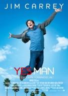 Yes Man - Norwegian Movie Poster (xs thumbnail)