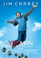 Yes Man - Norwegian Movie Poster (xs thumbnail)